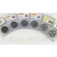 Platten aus Kohlenstoffsthal TC 5 4007 A