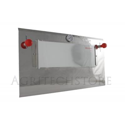 Tür mit Glas für Art. Brescia 100 cm.