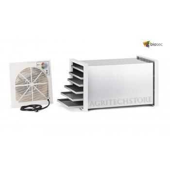 Dryer Biosec Edelstahl DE LUXE B6