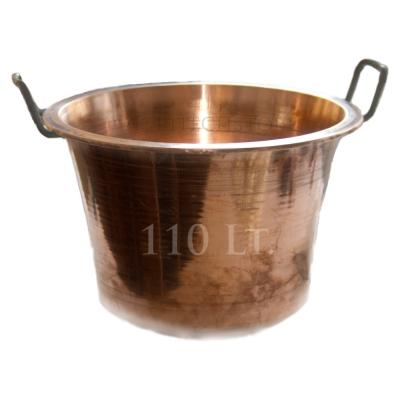 Kessel - Caldera Kupfer 110 Liter