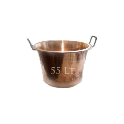 Kessel - Caldera Kupfer 55 Liter