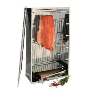 Raucher umfassendes Angebot Outdoor-Kit und 5 Kg.Cippato