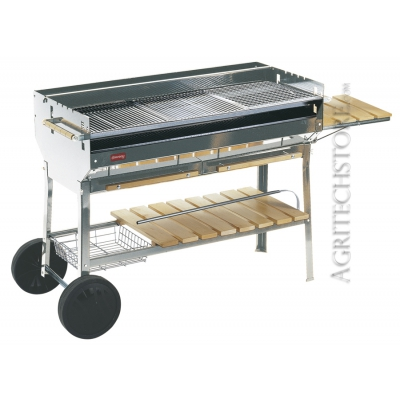 Barbecue Ferraboli Planet Inox Art.0228