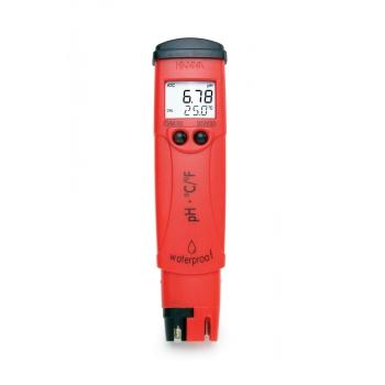 PH-Meter Hanna - HALLO 98128 Wasserdicht pHtester