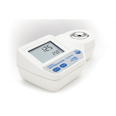 Digitale Refraktometer 0-50% Brix HALLO 96811