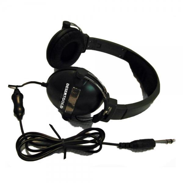 Kopfhörer Desertgold Hohe Impedanz 150 Ohm