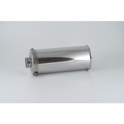 Rohr aus rostfreiem Stahl für die Absackung Reber 5 Kg