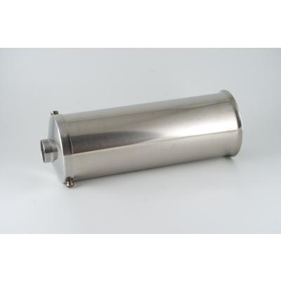 Rohr aus rostfreiem Stahl für die Absackung Reber 12 Kg