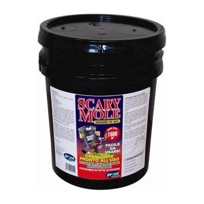 SCARY MOLE Anwendungsfertiges Granulat 2,04 Kg.