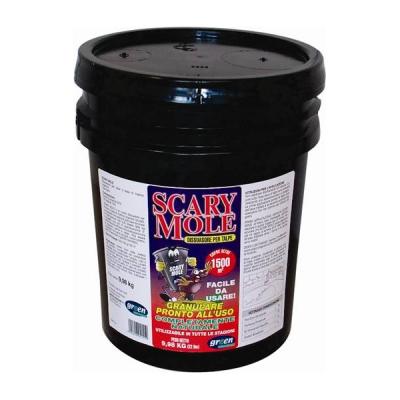 SCARY MOLE Anwendungsfertiges Granulat 9,98 Kg.