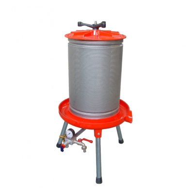 Idropressa von 40 Liter Aluminium