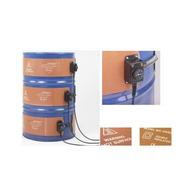 Scaldafusto Metall 200 Liter 180x1665