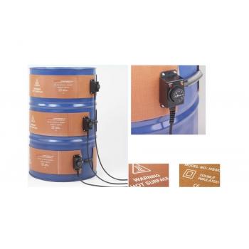 Scaldafusto Metall 200 Liter 125x1665
