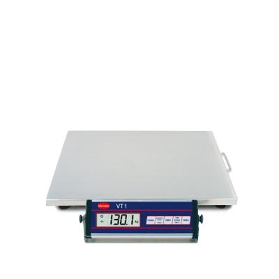 . Libra VT1 30/60 Kg INOX aus Edelstahl - Kapazität 60 Kg.