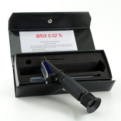 Optische Refraktometer 0-32 Brix