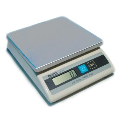 Skala Tabelle Kapazität 5 Kg. KD 200-500
