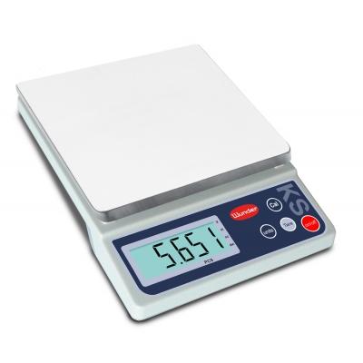 Skala Tabelle Inox Kapazität 6 kg KS 6000