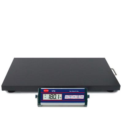 Libra VT2 150/300 kg IRON lackiertem Stahl. - Kapazität 300 Kg.