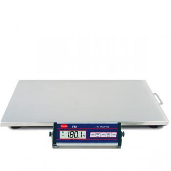 . Libra VT2 150/300 kg INOX aus Edelstahl - Kapazität 300 Kg.