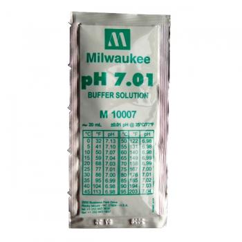 Kalibrierungslösung in Sachets für pH-Messgeräte