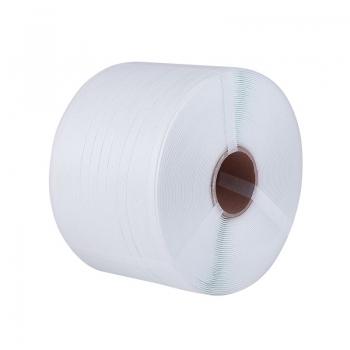 Polypropylen-Umreifungsband PP Farbe Weiß mm. 12x0,65 mt. 2750