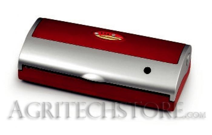 SALVASPESA Vakuummaschine ROT/SATIN 9342 NR
