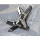 Messer aus Kohlenstoffsthal N 12 4311 A