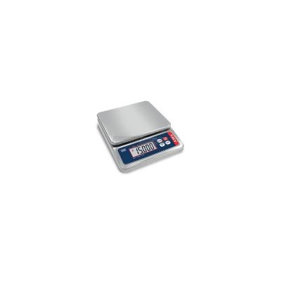 Libra Compact Mehrzweck Inox Kapazität 5 Kg.