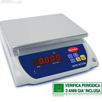 """Scales Tabelle """"Certified"""" Mehrzweckfluss 1.5 / 3 Kg"""