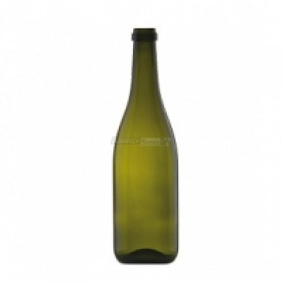 Flasche Emiliana Cl. 75 Cap Crown