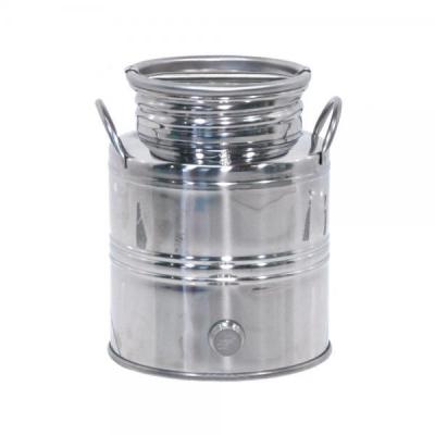 Edelstahlbehälter für Mailänder Öl