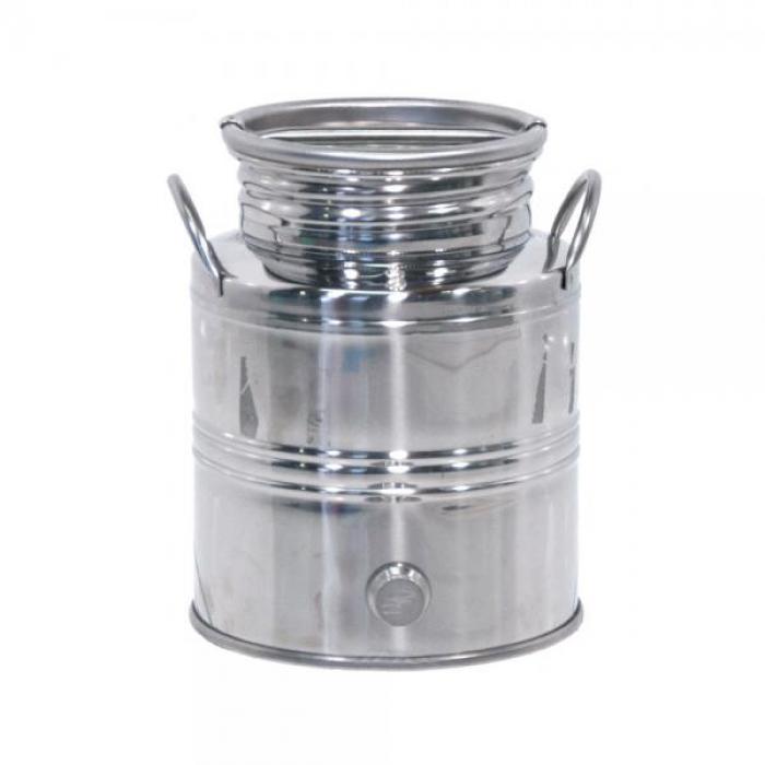 MINI-Milch 65 Liter für Käse und Ricotta