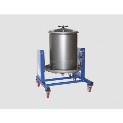 Idropressa von 80 Liter Aluminium