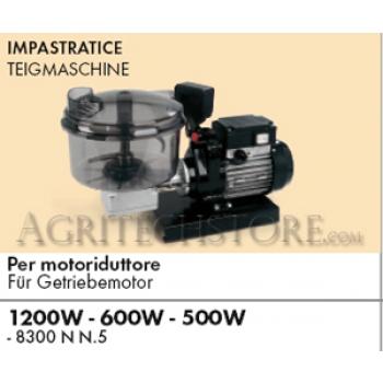 TEIGMASCHINE Reber 9208N 400 W