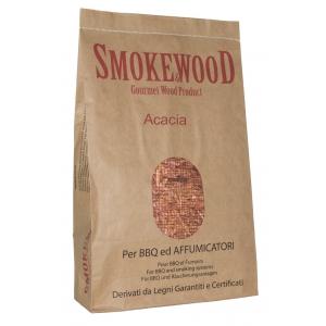 Ausgewählte Hölzer Acacia Alpina Affumicatura