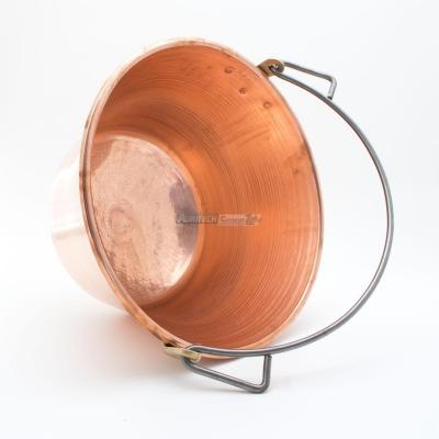 Kupfer Topf 40 Liter