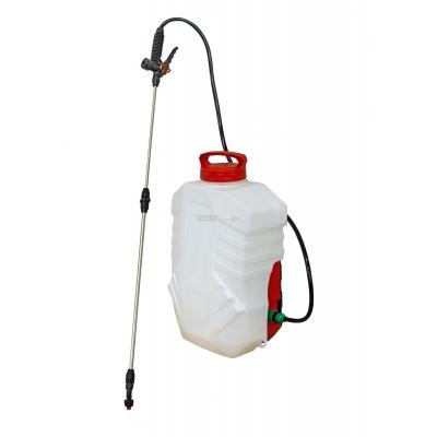 Elektrische Pumpe zum Spritzen und Jäten 18V - 2,2 Ah - 16 Liter