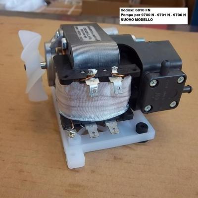 Vakuumpumpe Famyli-De Luxe EUP 18 lt.