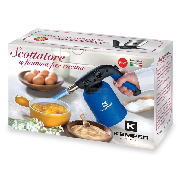 Dampfkammer Flamme Küche KE2019C