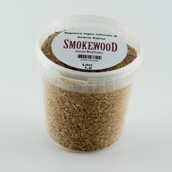Natürliche Sawdust Acacia Lt. 1,0