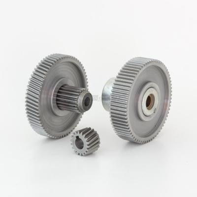Stahlgetriebe Serie x Reber Gearbox