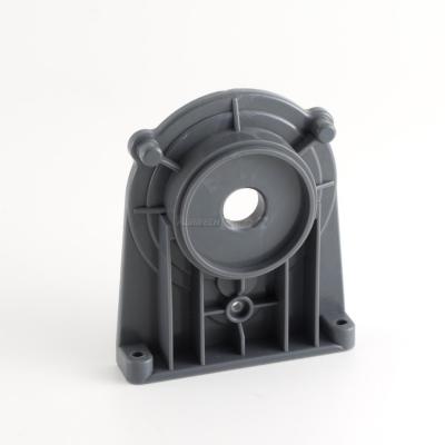 Supprto-Flanschmotor Reibe Fido Grau