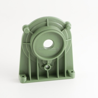 Supprto-Flanschmotor Reibe Fido Grün
