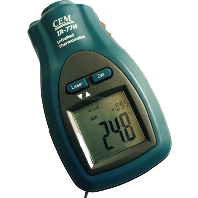 Laser-Infrarotthermometer CK77L