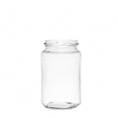 Vase für Lebensmittel gr. 370 Verschluss bis 63 mm
