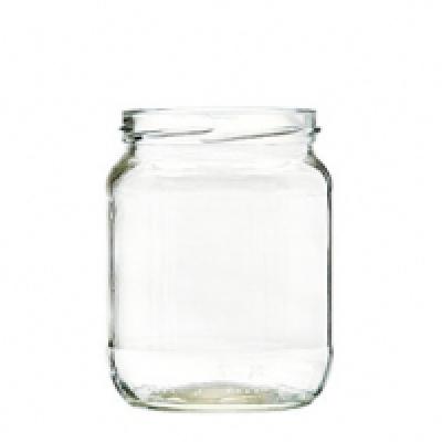 Vase für Lebensmittel gr. 580 Verschluss bis 82 mm